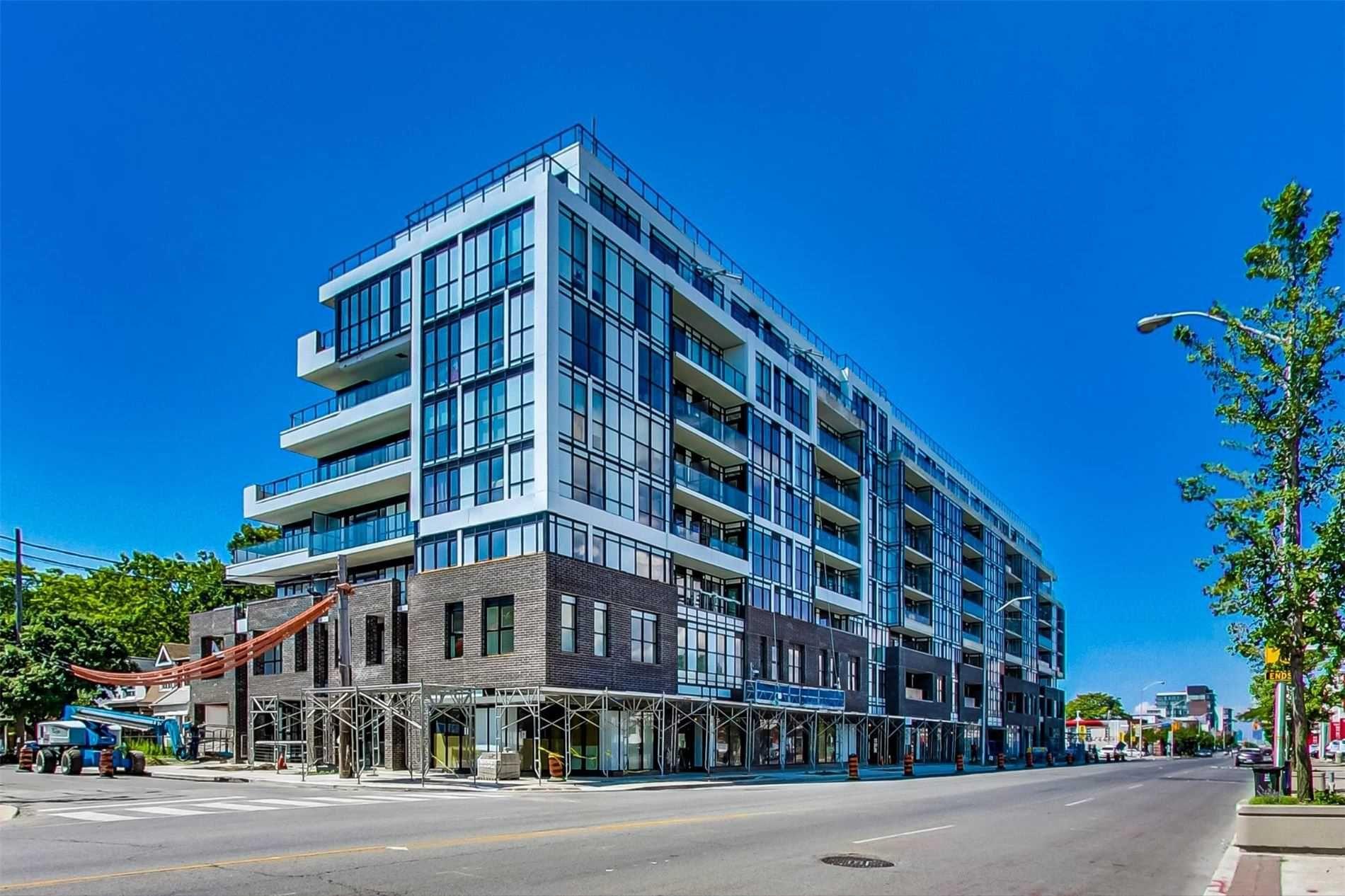 Photo 2: Photos: 711 2301 Danforth Avenue in Toronto: East End-Danforth Condo for lease (Toronto E02)  : MLS®# E4816624