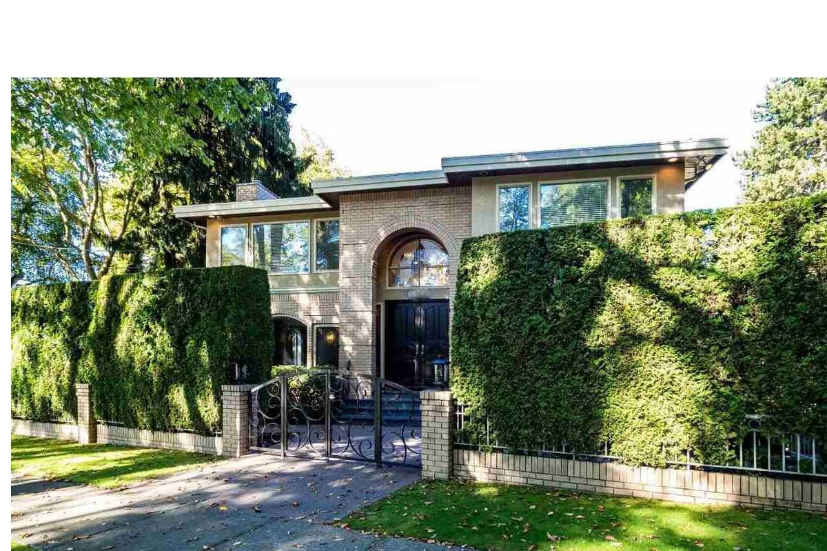 Main Photo:  in Vancouver: Shaughnessy House for rent (Vancouver East)  : MLS®# AR064