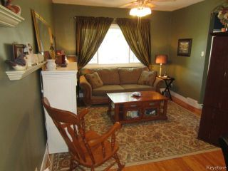 Photo 5: 244 Parr Street in WINNIPEG: North End Residential for sale (North West Winnipeg)  : MLS®# 1320450