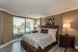 """Photo 21: 404 32330 SOUTH FRASER Way in Abbotsford: Central Abbotsford Condo for sale in """"Town Centre Tower"""" : MLS®# R2605342"""