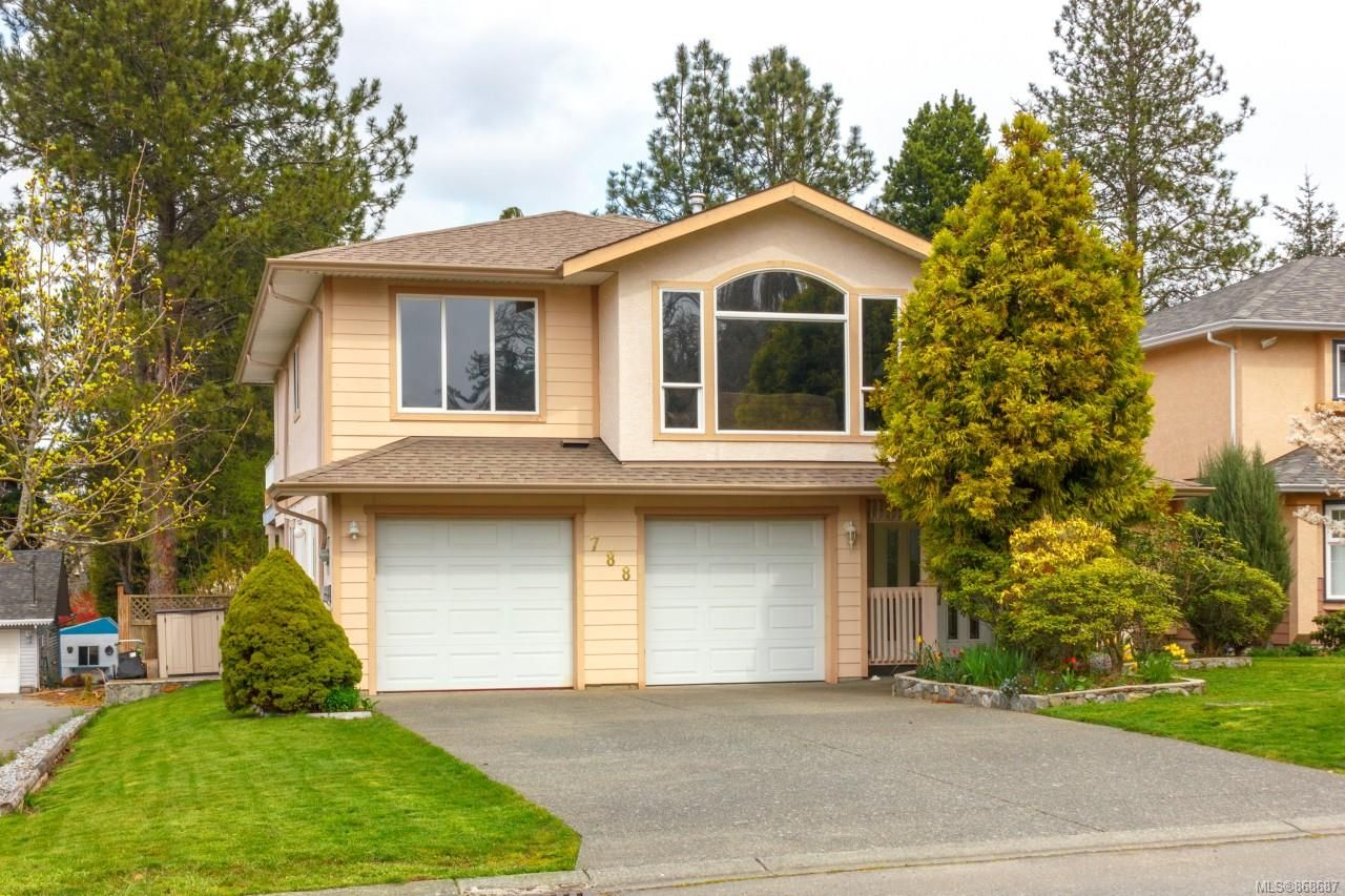 Main Photo: 788 Martin Rd in : SE High Quadra House for sale (Saanich East)  : MLS®# 868687