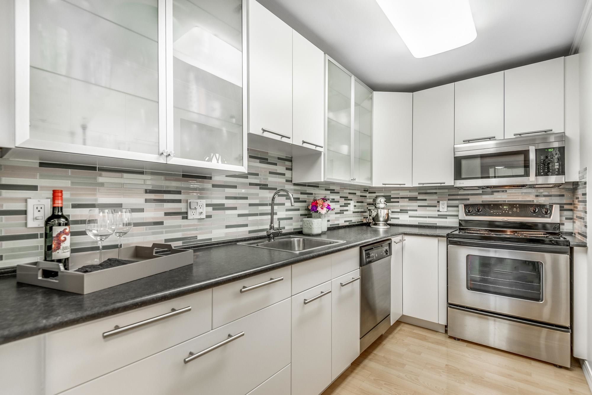 """Main Photo: 204 601 NORTH Road in Coquitlam: Coquitlam West Condo for sale in """"WOLVERTON"""" : MLS®# R2616957"""