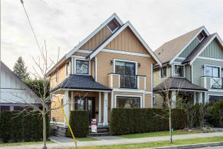 Photo 2: 875 RIDGEWAY Avenue in North Vancouver: Central Lonsdale Townhouse for sale : MLS®# R2039049