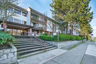 "Photo 1: 103 7473 140 Street in Surrey: East Newton Condo for sale in ""Glencoe Estates"" : MLS®# R2530793"