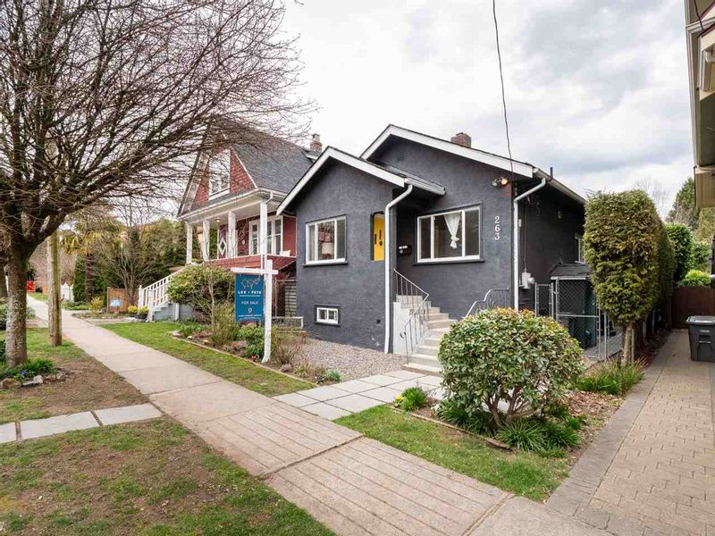 FEATURED LISTING: 263 32ND Avenue East Vancouver