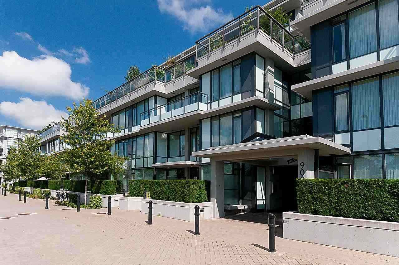 """Main Photo: 431 9009 CORNERSTONE Mews in Burnaby: Simon Fraser Univer. Condo for sale in """"THE HUB"""" (Burnaby North)  : MLS®# R2562910"""