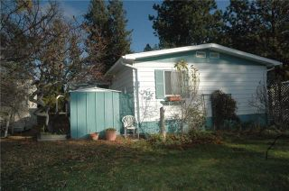 Photo 1: 15 1929 South 97 Highway in West Kelowna: Lakeview Heights House for sale : MLS®# 10108640