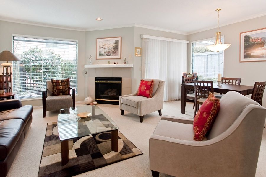 Main Photo: 26 2133 St Georges Avenue in : Central Lonsdale Townhouse for sale (North Vancouver)  : MLS®# V967825