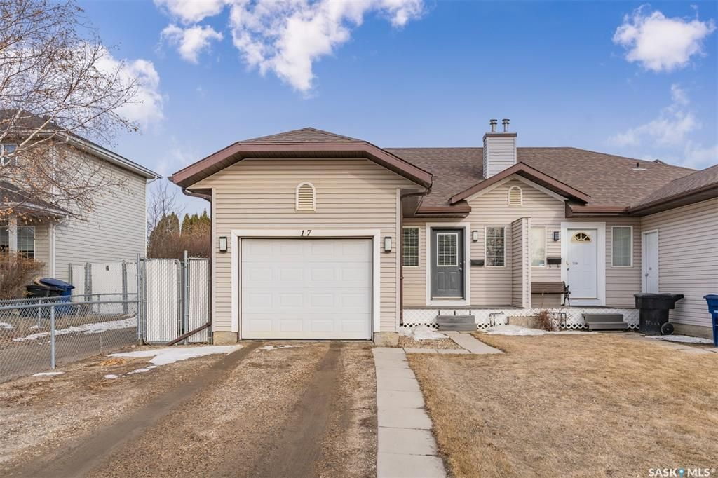 Main Photo: 17 Columbia Drive in Saskatoon: River Heights SA Residential for sale : MLS®# SK848824