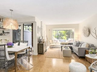 "Photo 5: 5 960 W 13TH Avenue in Vancouver: Fairview VW Townhouse for sale in ""The Brickhouse"" (Vancouver West)  : MLS®# R2193892"