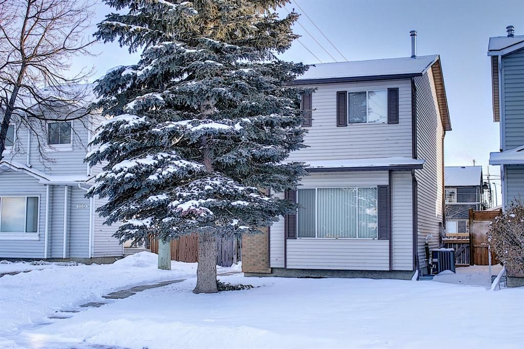 Main Photo: 148 Martinbrook Road NE in Calgary: Martindale Detached for sale : MLS®# A1069504