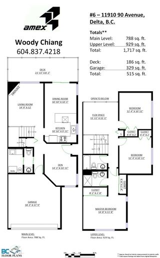 """Photo 13: 6 11910 90 Avenue in Delta: Annieville Townhouse for sale in """"LAKEWOOD PARK"""" (N. Delta)  : MLS®# R2077341"""