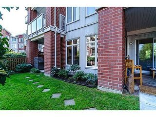 Photo 18: 105 4111 BAYVIEW Street in Richmond: Steveston South Home for sale ()  : MLS®# V1024352