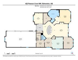 Photo 42: 422 PAWSON Cove in Edmonton: Zone 58 House for sale : MLS®# E4234803