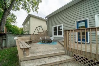 Photo 33: 154 CAMPBELL Street in Winnipeg: River Heights North Residential for sale (1C)  : MLS®# 202122848