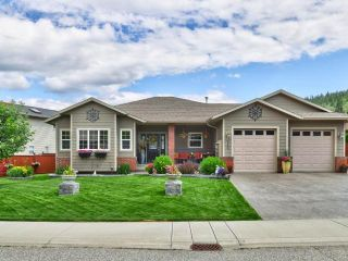 Photo 1: 430 COUGAR ROAD in Kamloops: Campbell Creek/Deloro House for sale : MLS®# 157820