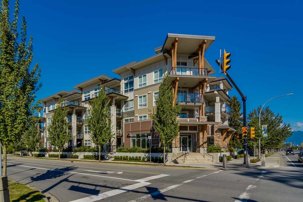 Main Photo: 310 12409 HARRIS ROAD in : Mid Meadows Condo for sale : MLS®# R2107610