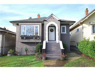 Main Photo: 645 SKEENA Street in Vancouver: Renfrew VE House for sale (Vancouver East)  : MLS®# V1101434