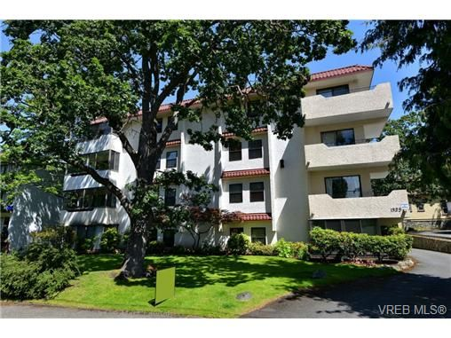 Main Photo: 304 1325 Harrison St in VICTORIA: Vi Downtown Condo for sale (Victoria)  : MLS®# 733873