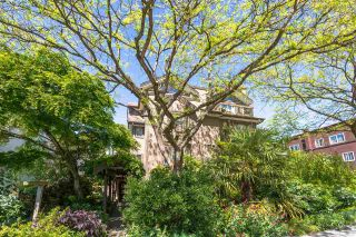 """Photo 2: 203 1689 E 4TH Avenue in Vancouver: Grandview Woodland Condo for sale in """"Angus Manor"""" (Vancouver East)  : MLS®# R2580870"""