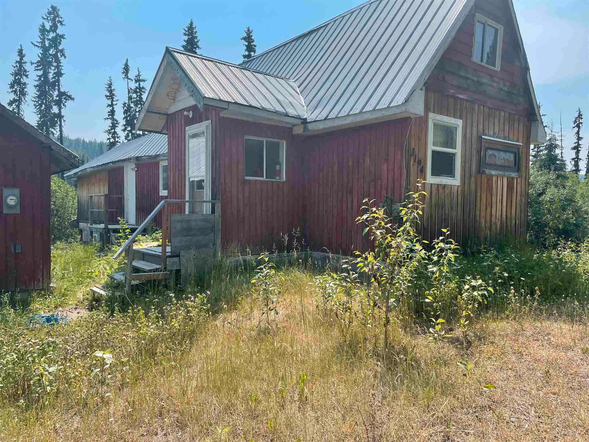 Main Photo: 3194 LITTLE LAKE-QUESNEL RIVER Road: Likely House for sale (Williams Lake (Zone 27))  : MLS®# R2602206