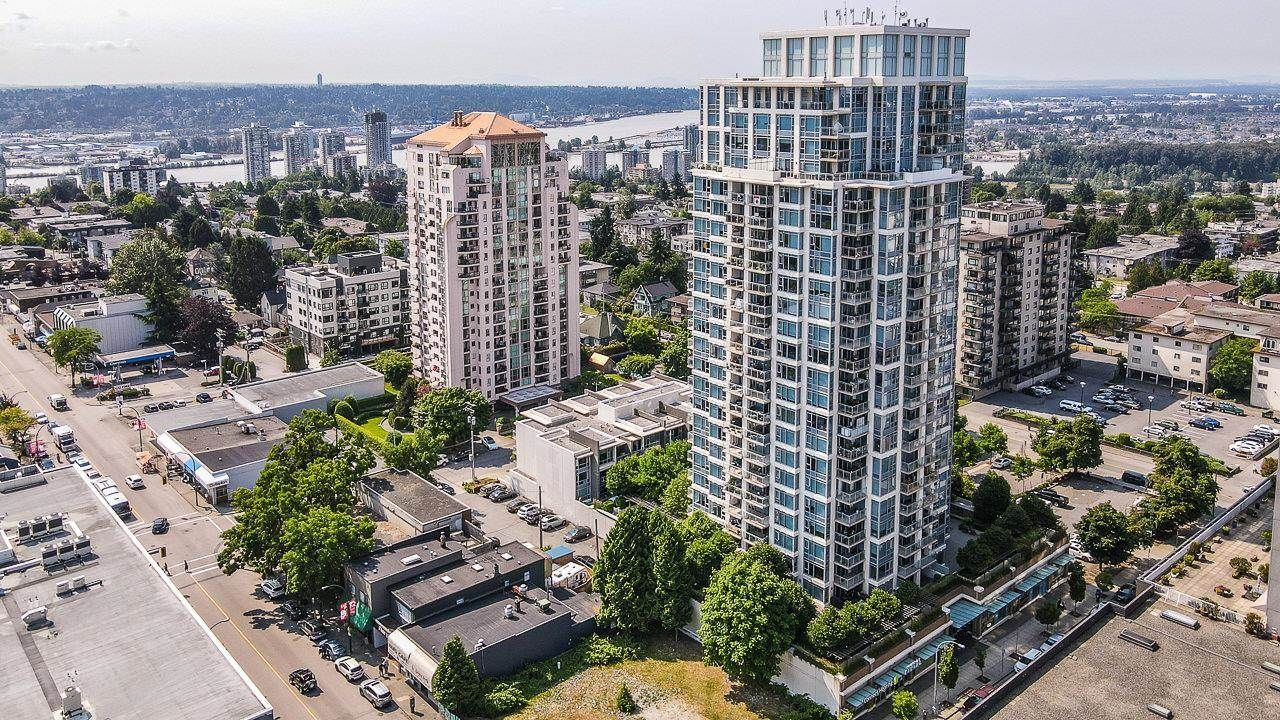 Main Photo: 310 608 BELMONT STREET in New Westminster: Uptown NW Condo for sale : MLS®# R2597837