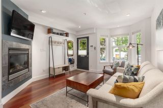 """Photo 4: 1630 E GEORGIA Street in Vancouver: Hastings Townhouse for sale in """"WOODSHIRE"""" (Vancouver East)  : MLS®# R2587031"""