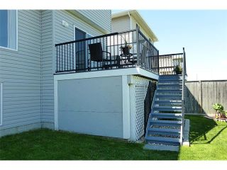 Photo 37: 772 LUXSTONE Landing SW: Airdrie House for sale : MLS®# C4016201