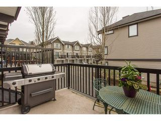 """Photo 17: 22 20176 68 Avenue in Langley: Willoughby Heights Townhouse for sale in """"STEEPLECHASE"""" : MLS®# R2146576"""