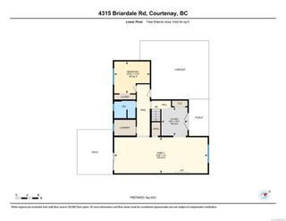 Photo 34: 4315 Briardale Rd in : CV Courtenay South House for sale (Comox Valley)  : MLS®# 885605