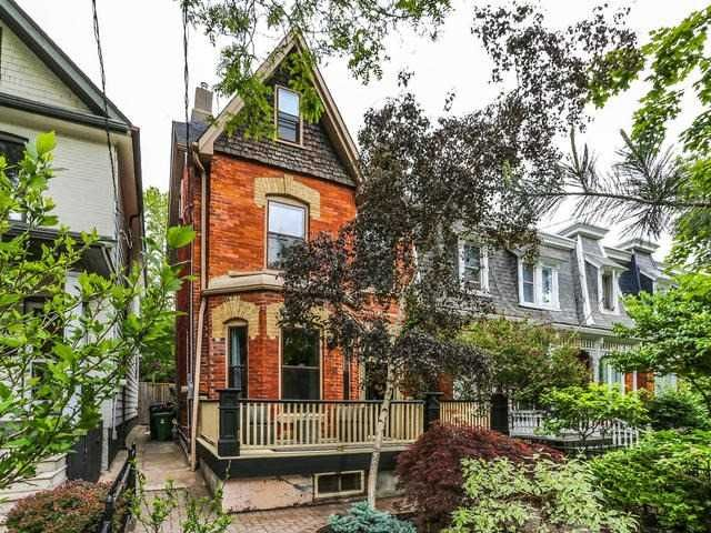 Main Photo: 172 First Avenue in Toronto: South Riverdale House (2 1/2 Storey) for sale (Toronto E01)  : MLS®# E4158640