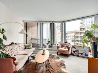 """Photo 6: 616 1333 HORNBY Street in Vancouver: Downtown VW Condo for sale in """"ANCHOR POINT"""" (Vancouver West)  : MLS®# R2620543"""
