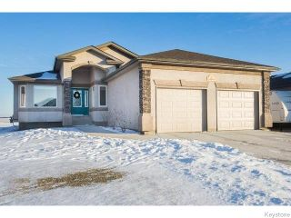 Photo 1: 85 PRAIRIEVIEW Drive in LASALLE: Brunkild / La Salle / Oak Bluff / Sanford / Starbuck / Fannystelle Residential for sale (Winnipeg area)  : MLS®# 1530707