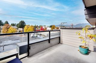 """Photo 15: TH106 1855 STAINSBURY Avenue in Vancouver: Victoria VE Townhouse for sale in """"THE WORKS"""" (Vancouver East)  : MLS®# R2624701"""