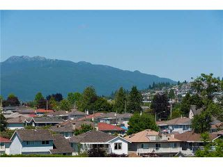 """Photo 14: # 503 4425 HALIFAX ST in Burnaby: Brentwood Park Condo for sale in """"Polaris"""" (Burnaby North)  : MLS®# V1016079"""