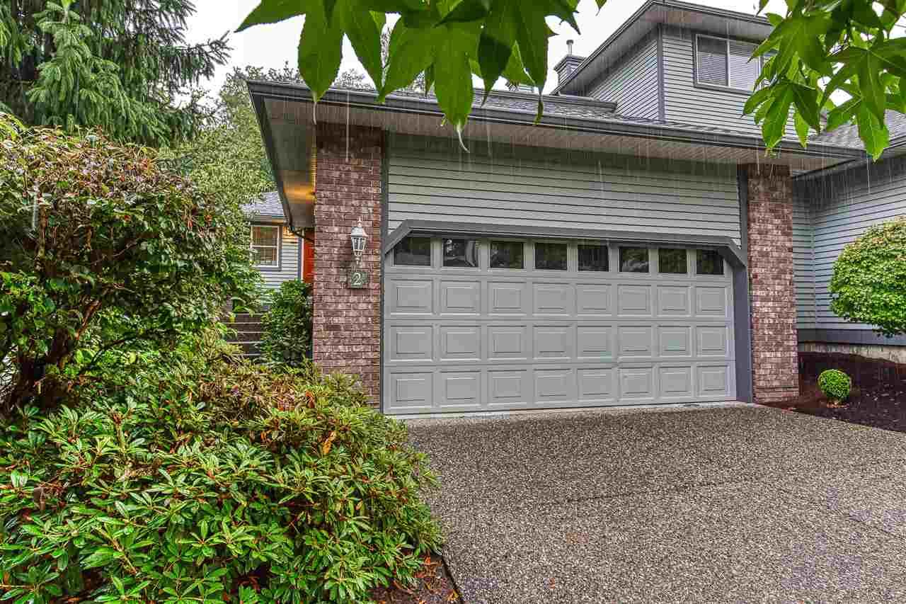 """Main Photo: 2 10505 171 Street in Surrey: Fraser Heights Townhouse for sale in """"NEWFIELD ESTATES"""" (North Surrey)  : MLS®# R2402573"""