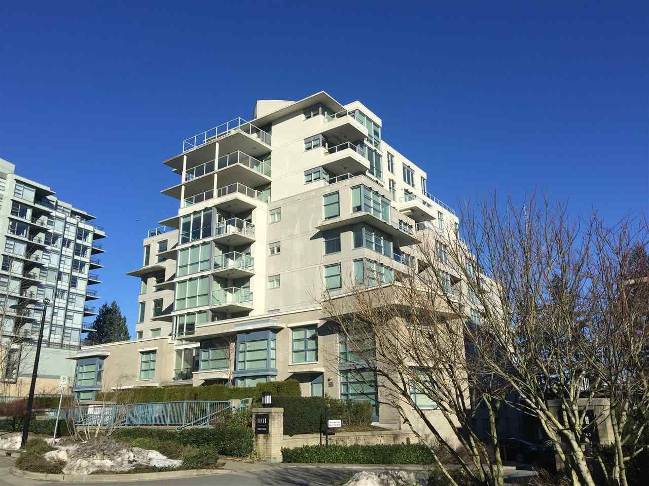 Main Photo: 407 9232 UNIVERSITY CRESCENT in Burnaby: Simon Fraser Univer. Condo for sale (Burnaby North)  : MLS®# R2144915