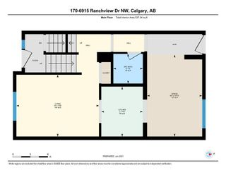 Photo 32: 170 6915 Ranchview Drive NW in Calgary: Ranchlands Row/Townhouse for sale : MLS®# A1121774