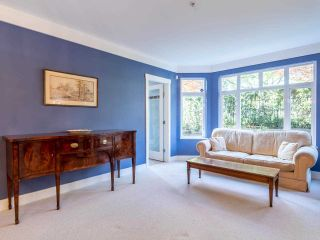 """Photo 5: 114 3188 W 41ST Avenue in Vancouver: Kerrisdale Condo for sale in """"Lanesborough"""" (Vancouver West)  : MLS®# R2573376"""