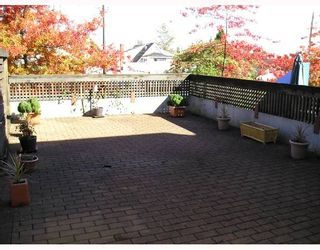 """Photo 8: 102 1202 LONDON Street in New_Westminster: West End NW Condo for sale in """"LONDON PLACE"""" (New Westminster)  : MLS®# V673769"""