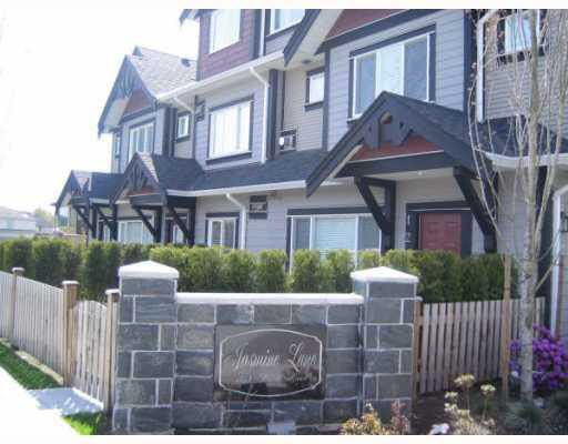Main Photo: 3 6551 NO 4 ROAD in : McLennan North Townhouse for sale : MLS®# V773628