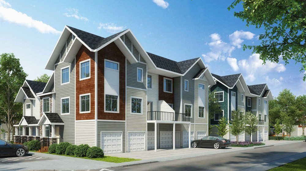 Main Photo:  in Airdrie: Row/Townhouse for sale