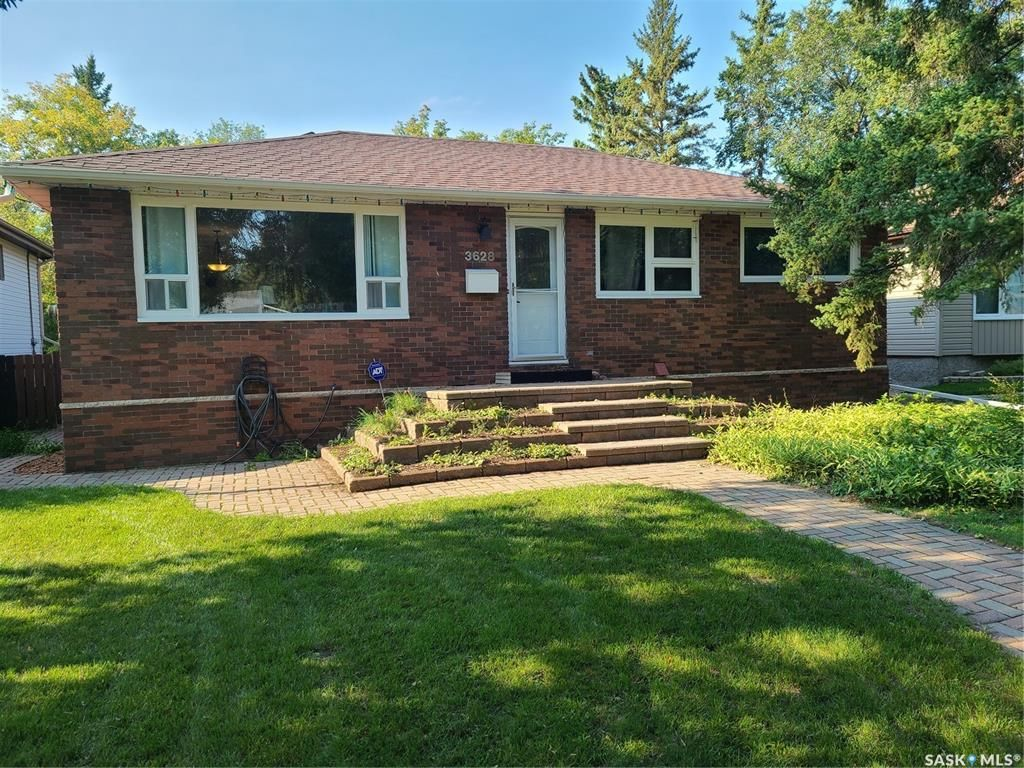 Main Photo: 3628 Hill Avenue in Regina: Lakeview RG Residential for sale : MLS®# SK870408