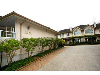 "Photo 2: 20 3701 THURSTON Street in Burnaby: Central Park BS Townhouse for sale in ""THURSTON GARDEN"" (Burnaby South)  : MLS®# V1089300"
