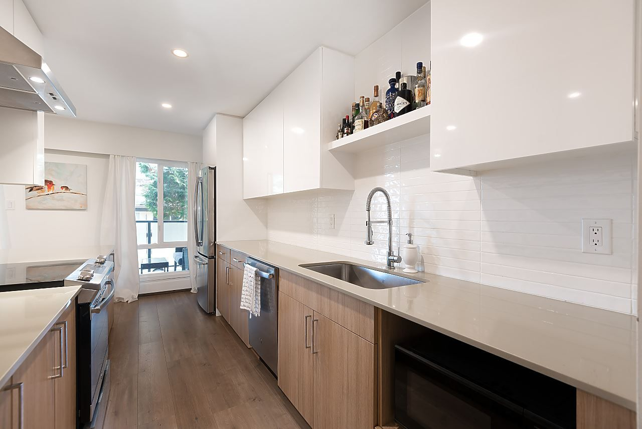 Photo 17: Photos: 207 1425 CYPRESS Street in Vancouver: Kitsilano Condo for sale (Vancouver West)  : MLS®# R2538226