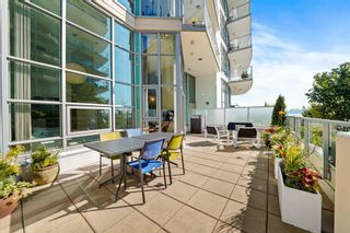 """Photo 23: 102 199 VICTORY SHIP Way in North Vancouver: Lower Lonsdale Condo for sale in """"The Trophy"""" : MLS®# R2607442"""