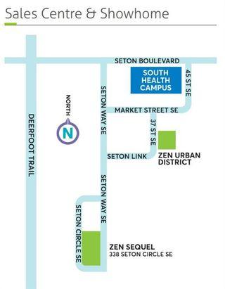 Photo 3: 410 338 Seton Circle in Calgary: Seton Row/Townhouse for sale : MLS®# A1036950