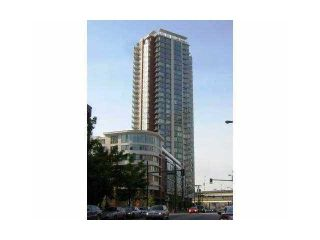 """Photo 1: 1209 688 ABBOTT Street in Vancouver: Downtown VW Condo for sale in """"FIRENZE II"""" (Vancouver West)  : MLS®# V895694"""