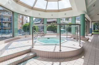 """Photo 27: 406 1190 EASTWOOD Street in Coquitlam: North Coquitlam Condo for sale in """"LAKESIDE TERRACE"""" : MLS®# R2491476"""