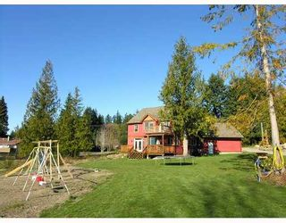 """Photo 9: 1345 CHASTER Road in Gibsons: Gibsons & Area House for sale in """"CHASTER PLACE"""" (Sunshine Coast)  : MLS®# V658536"""